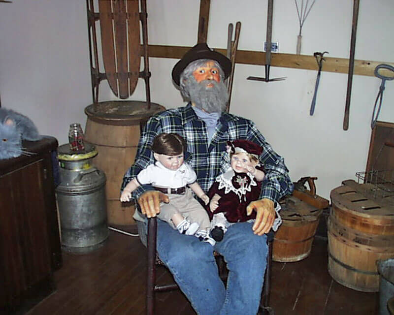 Grampy-&-babies-in-General-